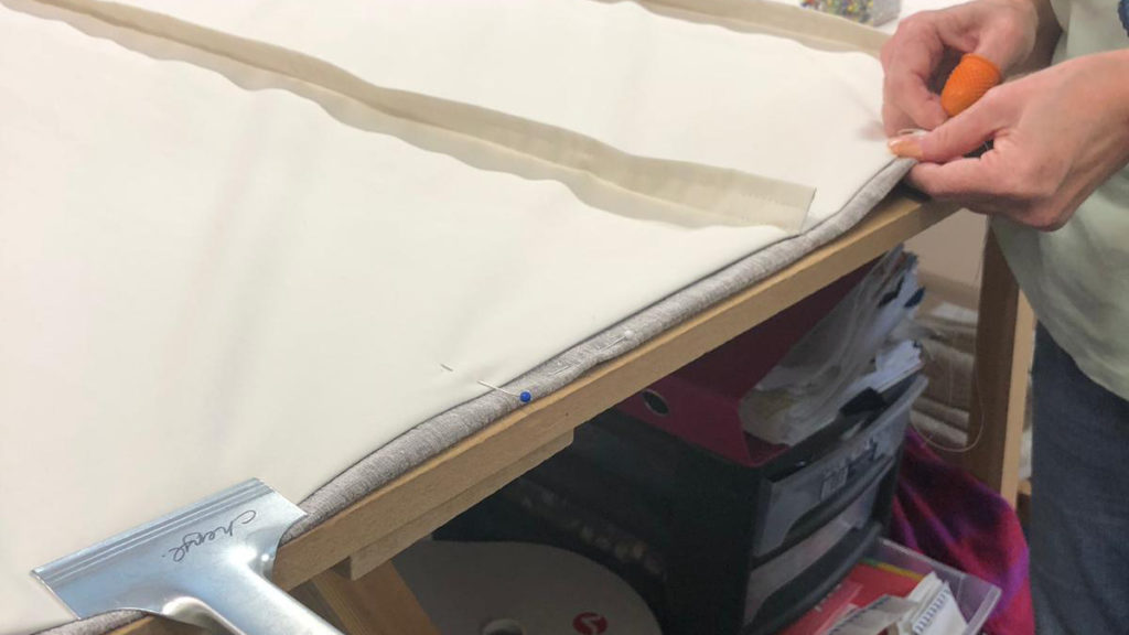 Curtain Making - Distinctive Makers